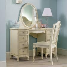 size bedroom makeup vanity set  beautiful cream oak wood cheap makeup vanity tables oval mirror oak w