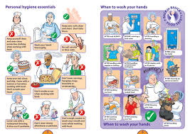 the essentials of food safety   a guide for food handlers    click the image below to zoom  induction food safety presentation