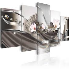 5 Pieces HD Canvas <b>Painting</b> Exquisite background <b>beautiful</b> ...
