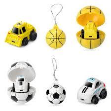 <b>Football</b> Cartoon <b>Mini Remote</b> Control Vehicle <b>2.4G</b> New Q Edition ...