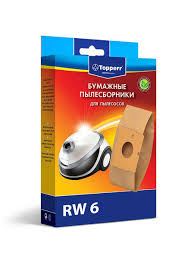 <b>Бумажные пылесборники</b> для пылесосов ROWENTA. <b>TOPPERR</b> ...