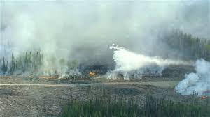 كندا: إجلاء سبعة آلاف شخص لحمايتهم من حرائق غابات في البرتا