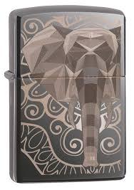 <b>зажигалка</b> Zippo 49074 <b>Elephant Fancy</b> Fill Design купить в ...