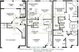 Story Townhouse Floor Plan   Free Download House Plans And Home    Three Story Townhouse Floor Plans on story townhouse floor plan