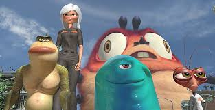 Download Monsters vs Aliens AVI + RMVB Legendado Baixar