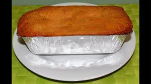 How to Bake Banana Cake Recipe - English - YouTube