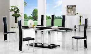 Dining Room Table That Seats 10 Why Is Large Glass Dining Table In High Demand Modenza