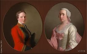 eve s rib th century couple 18th century couple