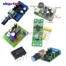 <b>TDA2822 TDA2822M 1Wx2</b> 1.5WX2 0.25W <b>Dual</b> Single <b>Channel</b> ...