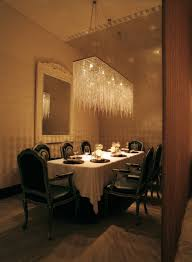 Linear Dining Room Lighting 1000 Images About Chandelier On Pinterest Rectangular