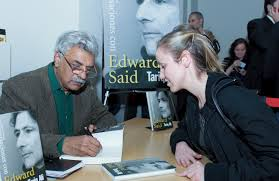 the pro palestinian left is tearing itself apart over syria the tariq ali signs a copy of his book conversations edward said in cordoba spain