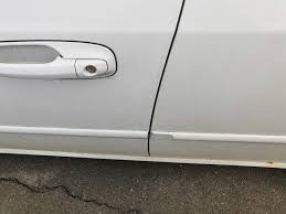 Ремонт <b>боковых молдингов дверей</b>. — Chevrolet Lacetti 5D, 1.6 л ...