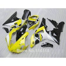 MOTOMARTS Full injection ABS fairing kit <b>for YAMAHA R1</b> 1998 ...
