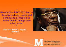 President Robert Mugabe – Famous Pictures & Quotes - How Africa via Relatably.com