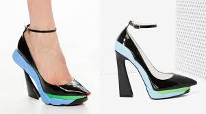 <b>Jeffrey Campbell</b> «украл» <b>туфли</b> на платформе у Dior | Журнал ...