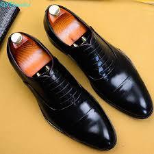 <b>QYFCIOUFU</b> 2019 <b>New</b> High Quality <b>Genuine</b> Leather Men Brogues ...
