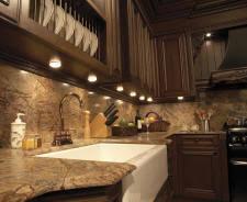under counter lights kitchen battery cabinet under lighting