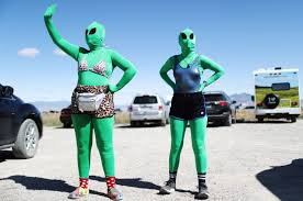 Live updates from Storm Area 51 - The Washington Post