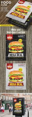food promotional flyer template psd design food promotional flyer template psd design graphicriver net