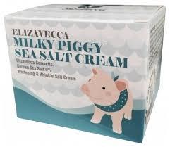 Купить Elizavecca Milky Piggy Sea Salt <b>Cream Омолаживающий</b> ...