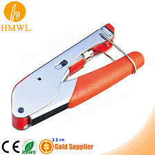 <b>Rg6 Rg59 F</b> Manual Crimping Tool