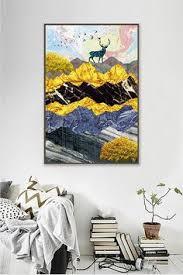 New <b>Chinese modern minimalist</b> landscape <b>abstract</b> landscape ...