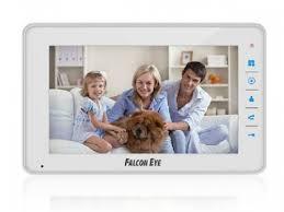 Купить <b>видеодомофон Falcon Eye FE-70C4</b> цветной по цене от ...