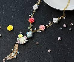 Pandahall Original DIY Project - How to Make a <b>Handmade</b> Flower ...