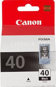 Купить <b>Картридж CANON PG</b>-<b>40</b>, черный в интернет-магазине ...