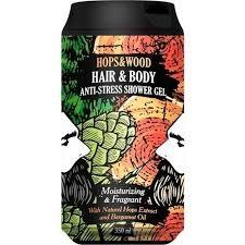 """<b>Гель для тела и</b> волос """"Хмель&Дерево"""", 350 мл бренда The ..."""