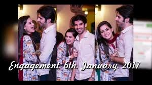 muneeb bhatt and aiman khan engagement date revealed muneeb bhatt and aiman khan engagement date revealed