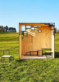 jointed cube filip janssens 3 apartment scale furniture