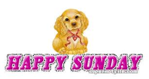 Η Κυριακή είναι καλή μέρα...
