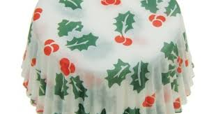72 Medium Christmas <b>Paper</b> Cupcake Cases => Unbelievable ...