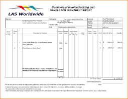 packing slip format sample packing slip sample packing slip invoice and packing list invoice template ideas packing slip format