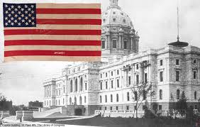 「Minnesota enters the Union as the 32nd state on May 11, 1858.」の画像検索結果