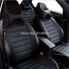 <b>Carnong car seat cover</b> pu leather proper fit for VW Caddy Maxi 7 ...