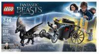 Купить конструктор <b>Lego Harry Potter</b>: <b>Побег</b> Грин де Вальда ...