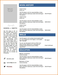 resume template student samples database regard to  81 interesting how to format a resume in word template