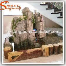 Fontana Cascata Da Giardino : Made in fabbrica fontane a muro decorativi paesaggio cascate