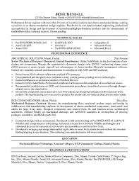 mechanical engineering resume examplemechanical engineering resume