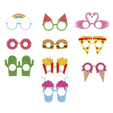 <b>Бумажные очки для</b> вечеринок Crazy Glasses купить в интернет ...
