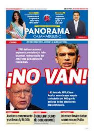 Resultado de imagen para CANDIDATOS PRESIDENCIALES PERU 2016 ANULADOS
