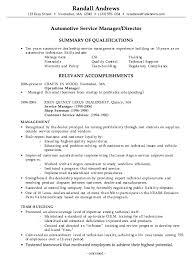 combination resume example automotive service manager p1 service manager resume examples