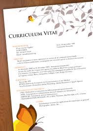 resume or curriculum vitae benelhadj reacutemy curriculum vitae resume or curriculum vitae 0424