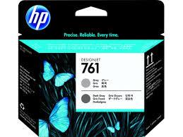 <b>HP 761</b> Gray/<b>Dark</b> Gray <b>DesignJet</b> Printhead | <b>HP</b>® Caribbean
