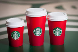 here s why the drama over red holiday cups is a win for starbucks