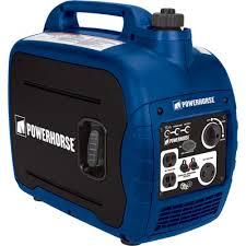 Powerhorse Portable Inverter Generator — 2000 Surge Watts, <b>1600</b> ...