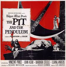 the pit and the pendulum blu ray review by roy swansborough the poster then