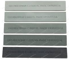 Купить Набор камней GRINDERMAN <b>F5</b>, лучшая цена, Златоуст ...